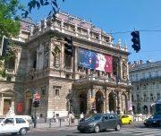 Budapest Walking Tour. The Budapest Opera House.