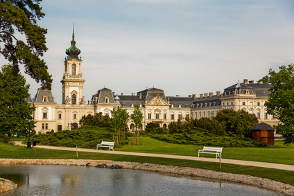 Baroque Palace in Keszthely, Hungary, Lake Balaton castles and palaces Private Tour by Julia Kravianszky