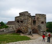 Nagyvazsony castle, Lake Balaton castles and palaces Private Tour by Julia Kravianszky