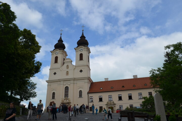 Tihany Abbey, Lake Balaton castles and palaces Private Tour by Julia Kravianszky