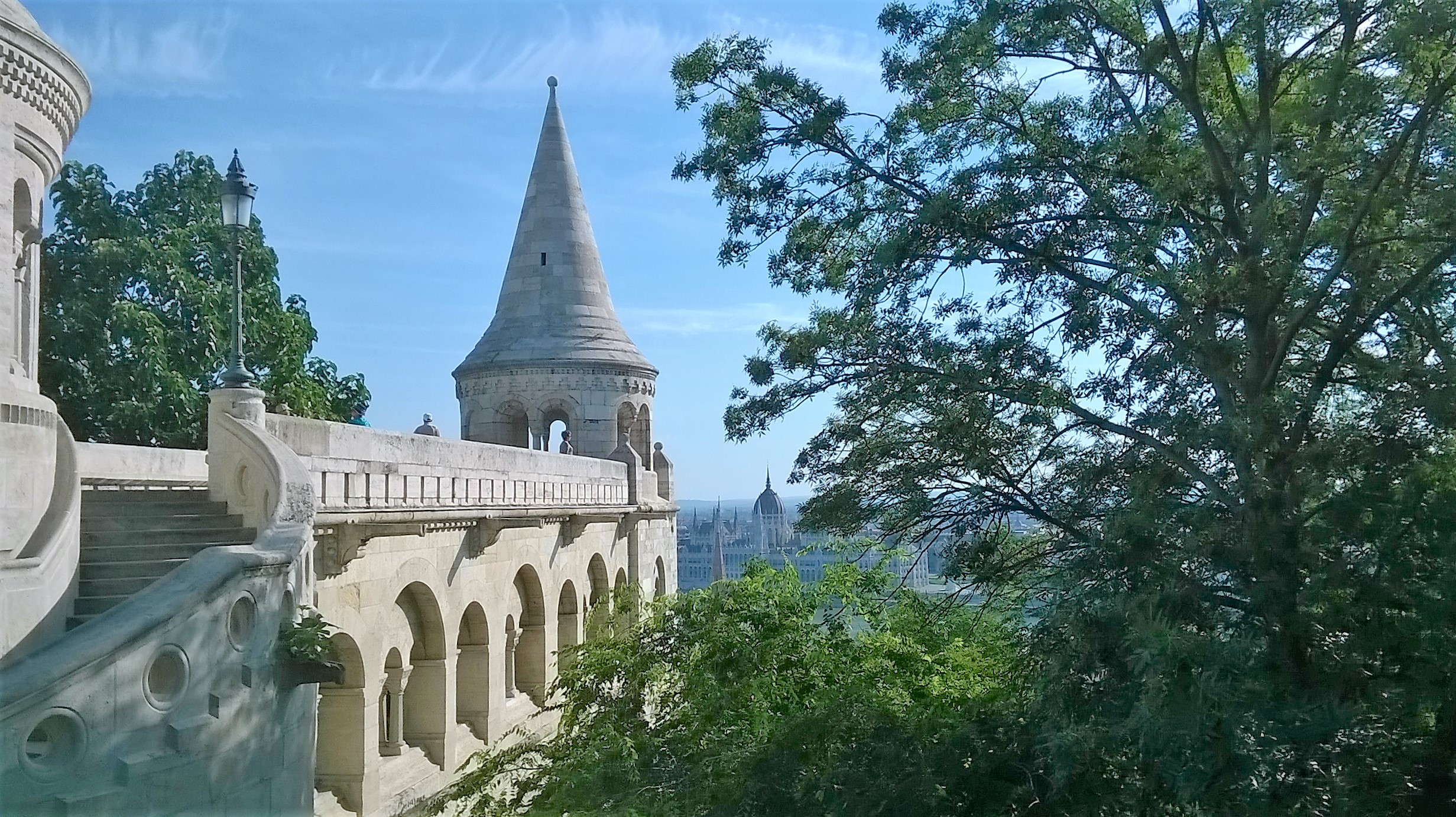 Budapest, Buda Castle District, Buda Walking Tour - Private Buda Castle Walk by Julia Kravianszky.