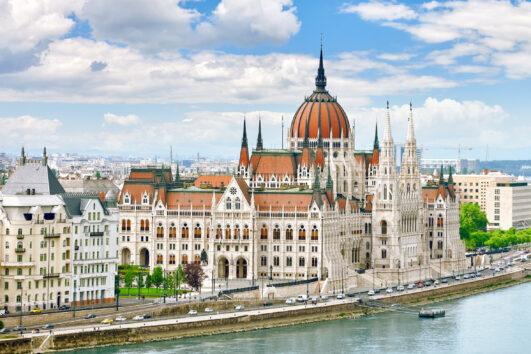 VISITES DE BUDAPEST EN VOITURE