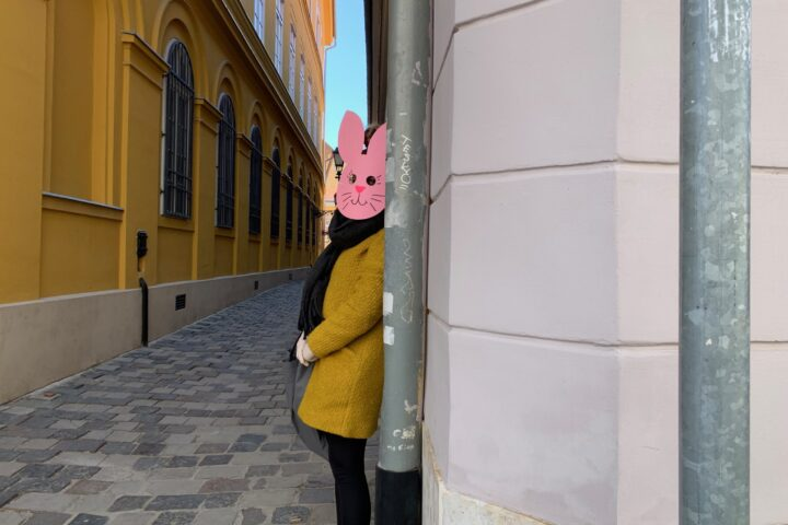 Happy Easter Beautiful Budapest