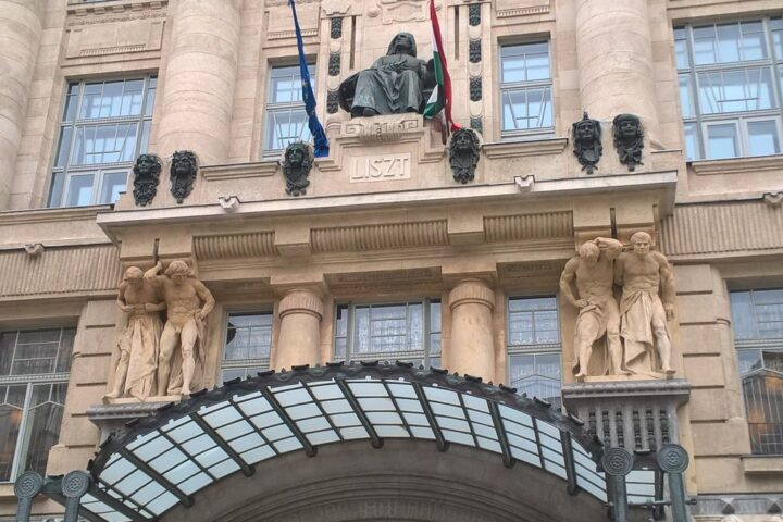 Academy of Music Beautiful Budapest Private Tours