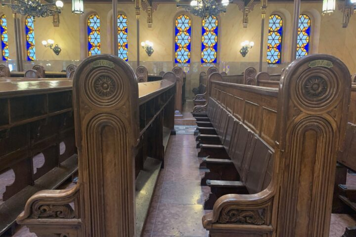 Budapest Great Synagogue Tour