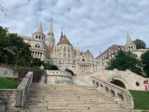 Beautiful Budapest - Fiseherman's Bastion