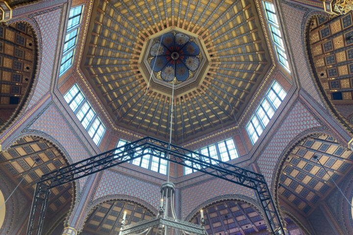 Rumbach Street Synagogue Budapest