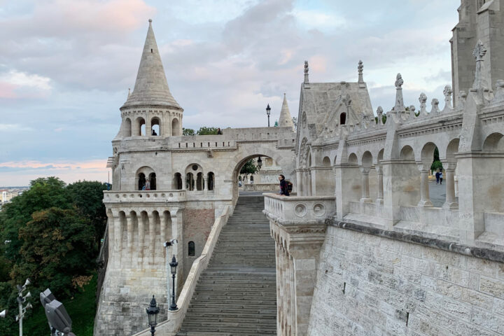 Budapest Private Tours: Fisherman's Bastion